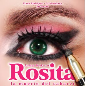 cartel rosita obra de teatro