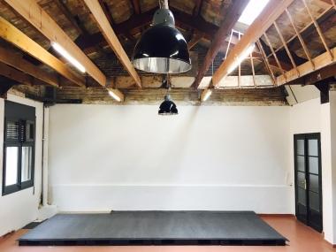 escenario sala ensayos-melon productions