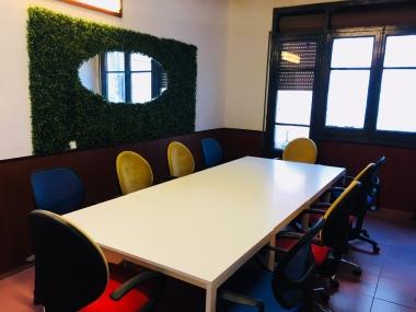 mesa reuniones