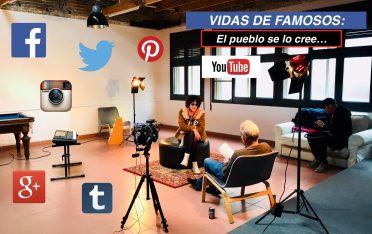 portada mockumentary redes sociales vidas de famosos el pueblo se lo cree