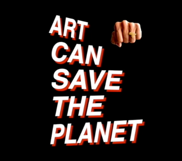 logotipo art can save the planet melon productions
