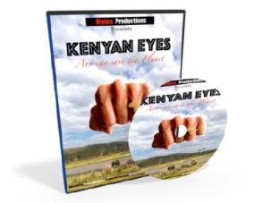 dvd kenyan eyes
