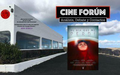 poster cine forum